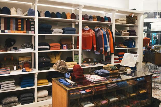 Morrison store