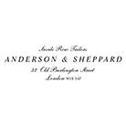 ANDERSON & SHEPPARD LOGO