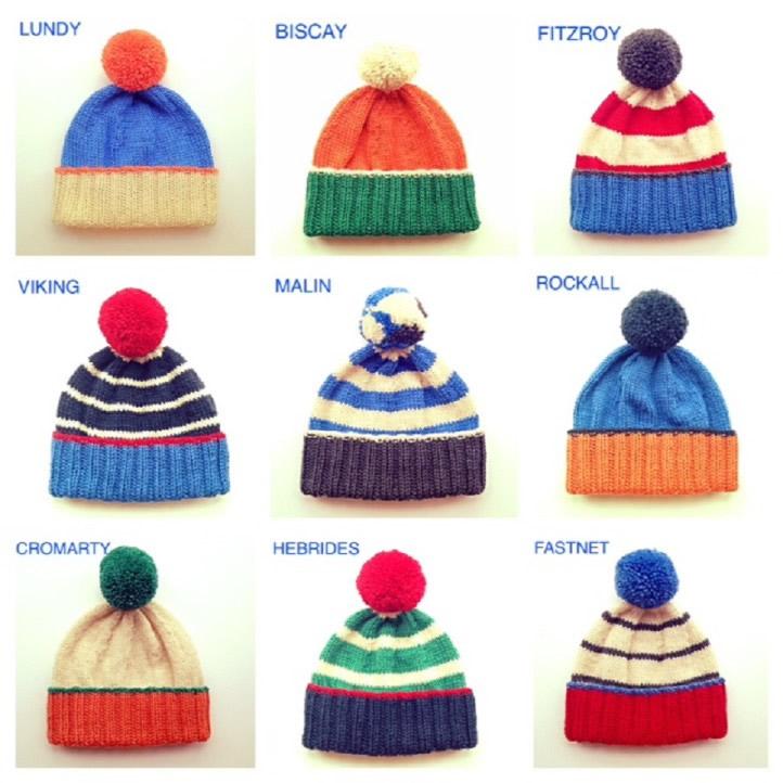Craft Revolution hats