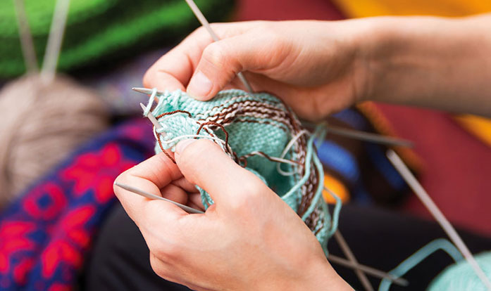 London – Knitting Craft Workshops