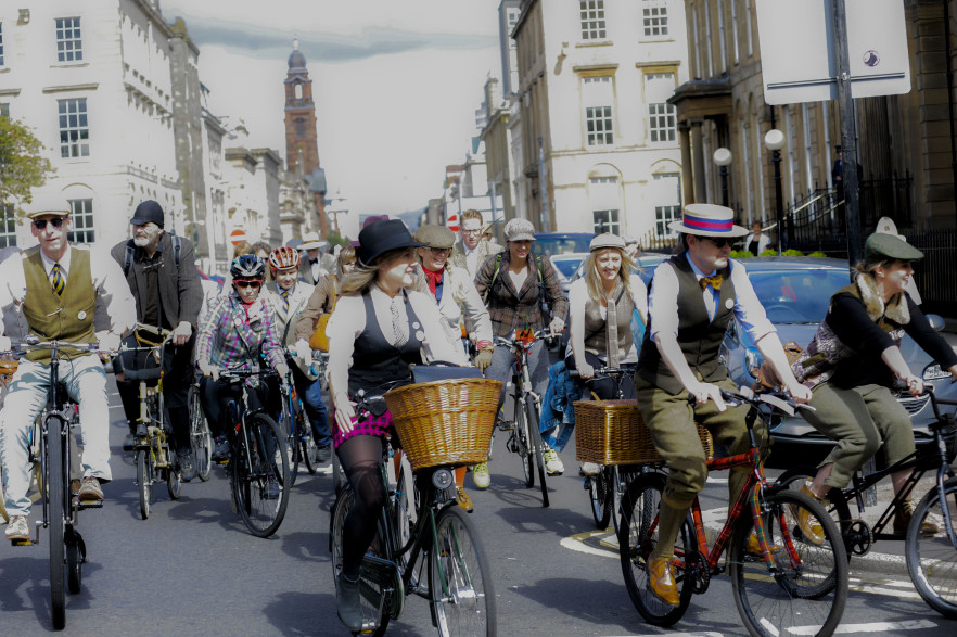 HARRIS TWEED RIDE