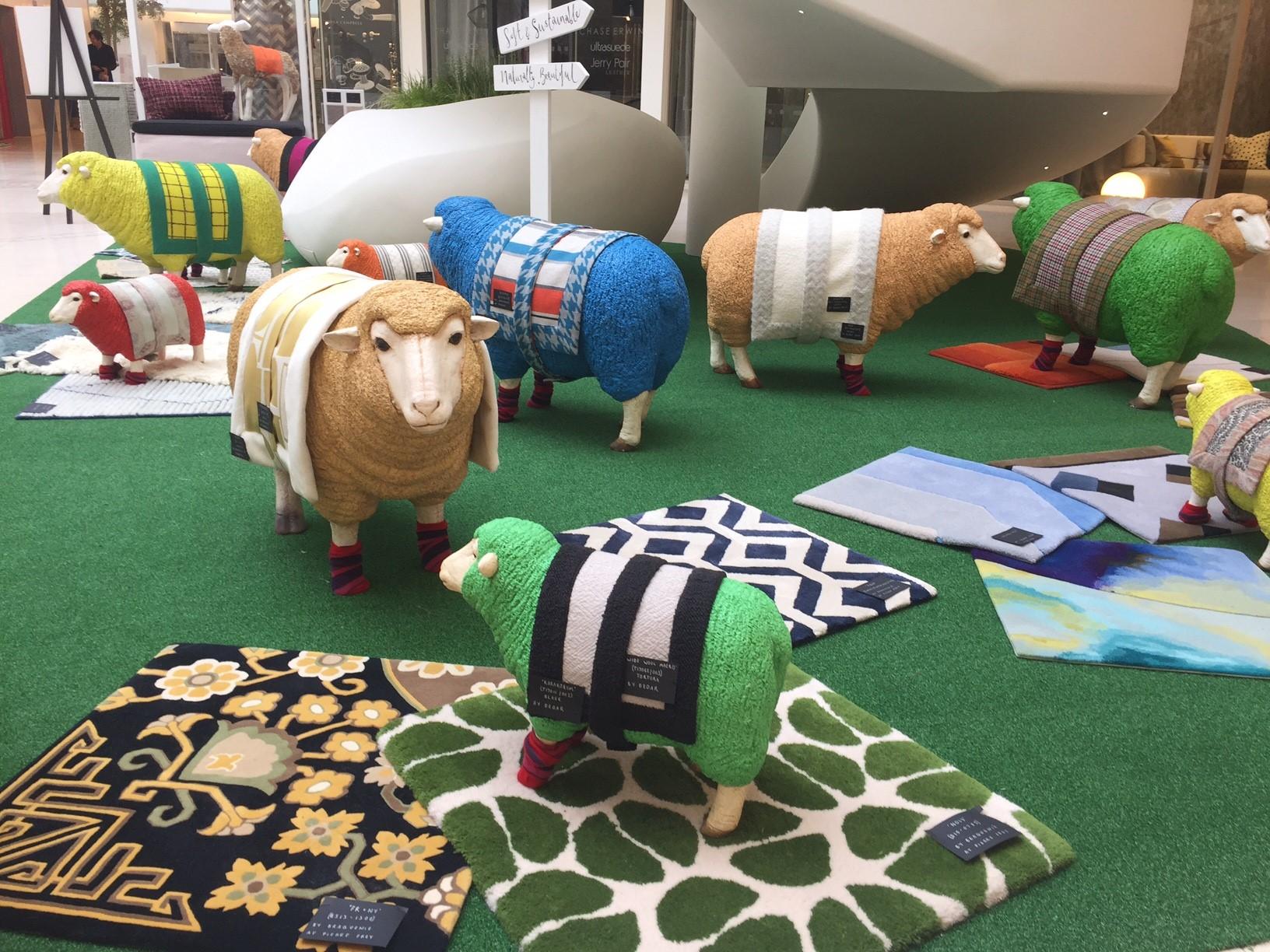 Flock Together - Wool Week - Design Centre, Chelsea Harbour - image  5