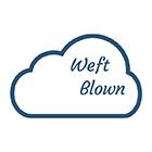 Weft-Blown