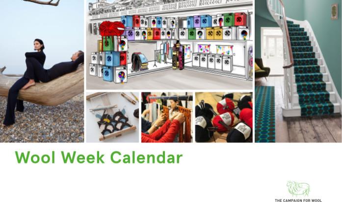 Wool week calender Page 1